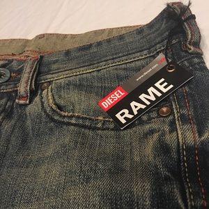 Diesel 'Rame' Rigid Jeans